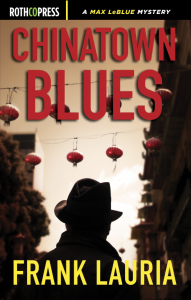 Chinatown Blues Cover