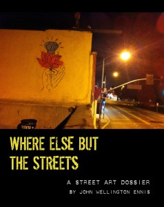 COMING SOON – Where Else But The Streets