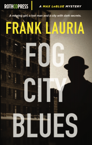 Fog City Blues Cover epub