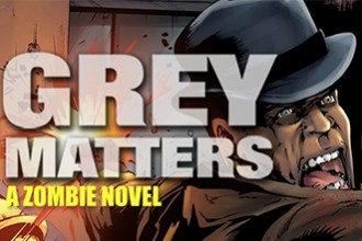 Grey Matters by Daniel Donnelly