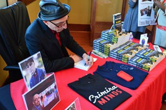 Jim Clemente Book Signing