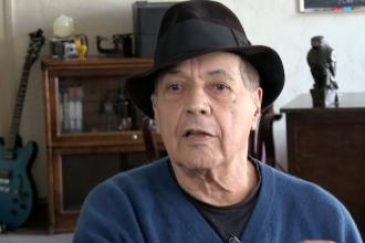 """""""Fog City Blues"""" author, Frank Lauria"""