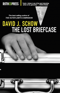 The Lost Briefcase by David J. Schow