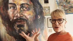 Artist Anna Stump