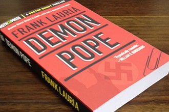 Demon Pope by Frank Lauria